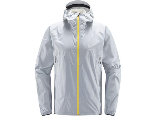 Haglöfs L.I.M Proof Multi Jacket Men stone grey